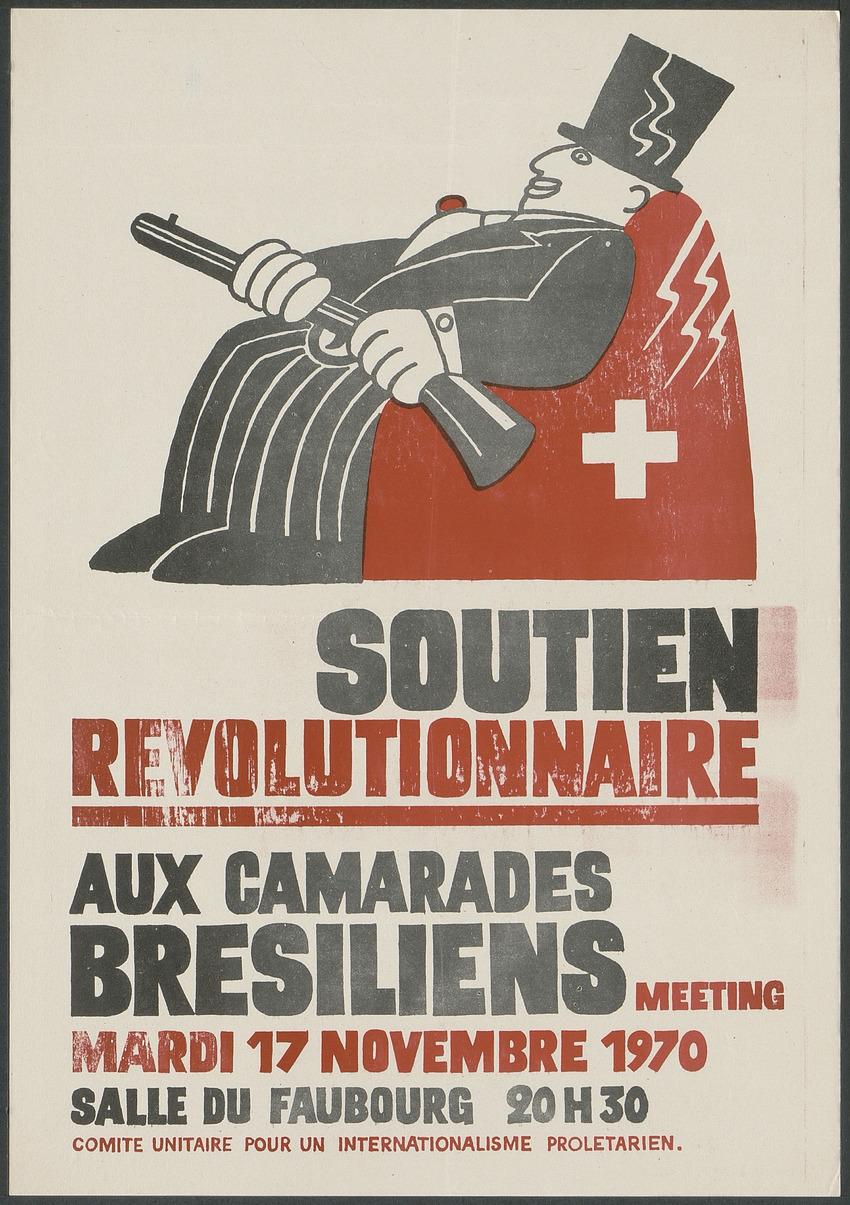 Soutien révolutionnaire aux camarades brésiliens Aff 0115