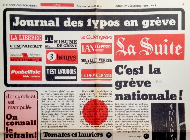Grève nationale de 1980