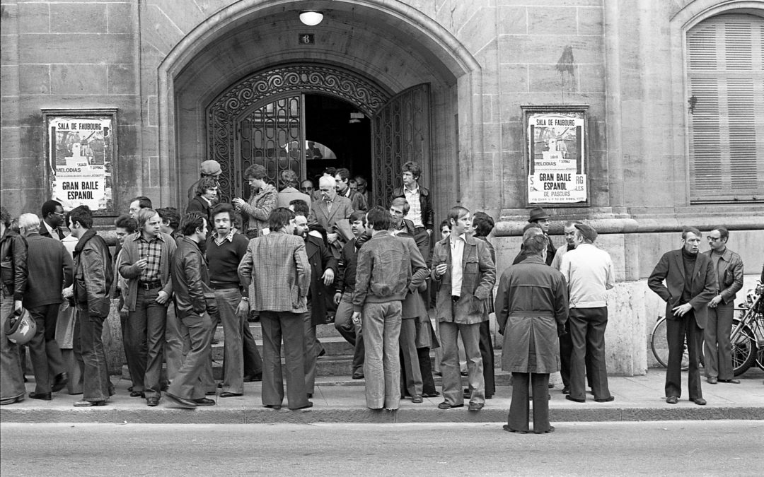 La grève de 1977