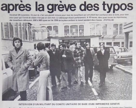 Crise et grève de 1975